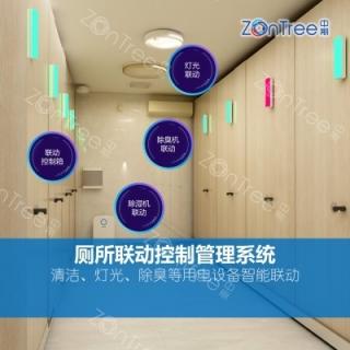 智慧公厕-设备联动控制管理系统