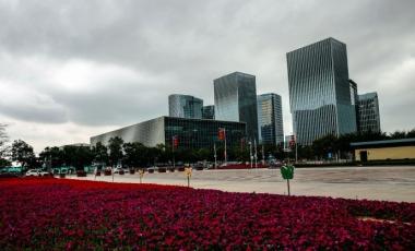 深圳海滨广场智慧厕所-中期科技合作案例