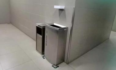 智能垃圾桶(垃圾桶容量监测)ZQ-SMBIN201