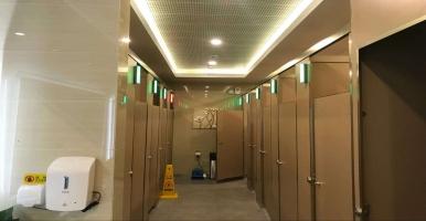 【中期科技ZONTREE】智慧公厕黑科技:厕所智慧联动控制主机