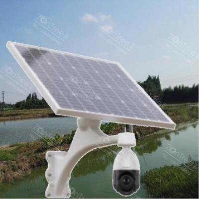 太阳能4G无线监控摄像头